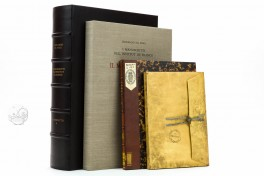 Manuscripts of the Institut de France Facsimile Edition