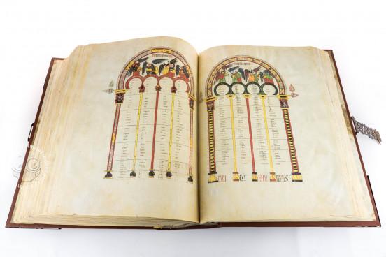 Visigothic-Mozarabic Bible of St. Isidore, León, Archivio Capitular de la Real Colegiata de San Isidoro, Ms. 2 − Photo 1