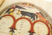 Visigothic-Mozarabic Bible of St. Isidore, León, Archivio Capitular de la Real Colegiata de San Isidoro, Ms. 2 − Photo 3