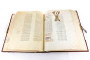 Visigothic-Mozarabic Bible of St. Isidore, León, Archivio Capitular de la Real Colegiata de San Isidoro, Ms. 2 − Photo 8