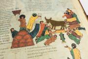 Visigothic-Mozarabic Bible of St. Isidore, León, Archivio Capitular de la Real Colegiata de San Isidoro, Ms. 2 − Photo 19