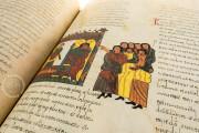 Visigothic-Mozarabic Bible of St. Isidore, León, Archivio Capitular de la Real Colegiata de San Isidoro, Ms. 2 − Photo 23