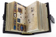 Book of Hours of Lorenzo de' Medici the Younger, Madrid, Museo de la Fundación Lázaro Galdiano, Ms 13312 − Photo 9