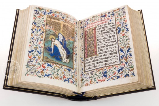 Book of Hours of Isabel the Catholic, Madrid, Biblioteca del Palacio Real − Photo 1
