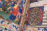 Book of Hours of Isabel the Catholic, Madrid, Biblioteca del Palacio Real − Photo 14