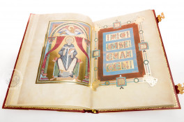 Codex Aureus Escurialensis Facsimile Edition