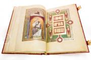 Codex Aureus Escurialensis Vitr. 17 - Real Biblioteca del Monasterio de San Lorenzo de El Escorial (Spain)