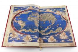 Vatican Ptolemy Facsimile Edition