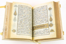 Koran of Muley Zaidan Facsimile Edition