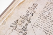 Treatise on Architecture by Francesco di Giorgio Martini, Florence, Biblioteca Medicea Laurenziana, Ms. 282 (Ashburnham 361) − Photo 17