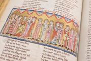 The Willehalm, Vienna, Österreichische Nationalbibliothek, Codex Vindobonensis 2670 − Photo 3
