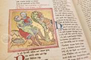 The Willehalm, Vienna, Österreichische Nationalbibliothek, Codex Vindobonensis 2670 − Photo 4