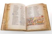The Willehalm, Vienna, Österreichische Nationalbibliothek, Codex Vindobonensis 2670 − Photo 5