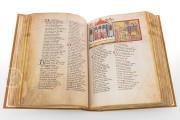 The Willehalm, Vienna, Österreichische Nationalbibliothek, Codex Vindobonensis 2670 − Photo 6