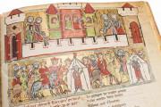 The Willehalm, Vienna, Österreichische Nationalbibliothek, Codex Vindobonensis 2670 − Photo 7