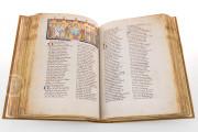 The Willehalm, Vienna, Österreichische Nationalbibliothek, Codex Vindobonensis 2670 − Photo 8