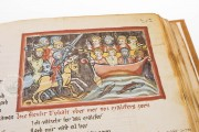 The Willehalm, Vienna, Österreichische Nationalbibliothek, Codex Vindobonensis 2670 − Photo 9