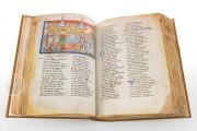 The Willehalm, Vienna, Österreichische Nationalbibliothek, Codex Vindobonensis 2670 − Photo 11