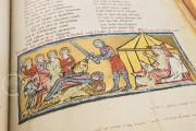 The Willehalm, Vienna, Österreichische Nationalbibliothek, Codex Vindobonensis 2670 − Photo 13