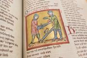 The Willehalm, Vienna, Österreichische Nationalbibliothek, Codex Vindobonensis 2670 − Photo 17