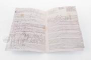 Seven musical scores belonging to Isabelle de Valois , Simancas, Archivo General de Simancas, Leg. 394, fol. 130 − Photo 5