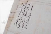 Seven musical scores belonging to Isabelle de Valois , Simancas, Archivo General de Simancas, Leg. 394, fol. 130 − Photo 14