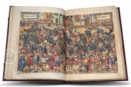 Book of Dynasties, Vitr. 21-23 (28.i.11/28.i.10/28.i.12) - Real Biblioteca del Monasterio (San Lorenzo de El Escorial, Spain) − photo 1