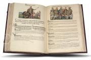 Book of Dynasties, San Lorenzo de El Escorial, Real Biblioteca del Monasterio de El Escorial, Vitr. 21-23 (28.i.11/28.i.10/28.i.12) − Photo 3