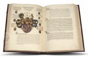 Book of Dynasties, San Lorenzo de El Escorial, Real Biblioteca del Monasterio de El Escorial, Vitr. 21-23 (28.i.11/28.i.10/28.i.12) − Photo 4