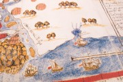 Map of the Mississippi, Seville, Archivo General de Indias, M.P., Florida y Luisiana, 29. Leg. Indiferente Gral. 1530 − Photo 8