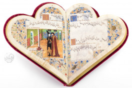 Chansonnier de Jean de Montchenu Facsimile Edition