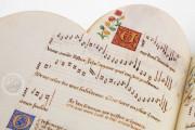 Chansonnier de Jean de Montchenu, Paris, Bibliothèque Nationale de France, Rothschild 2973 − Photo 13