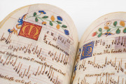 Chansonnier de Jean de Montchenu, Paris, Bibliothèque Nationale de France, Rothschild 2973 − Photo 14