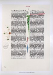 Gutenberg's Bible or The 42 Lined Bible Biblioteca Publica del Estado (Burgos, Spain)