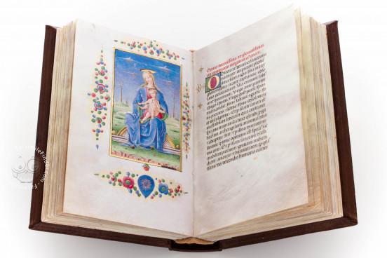 Sant'Agostino Estense, Cod. Lat. II,60 (α 2075) - Biblioteca Nazionale Marciana (Venice, Italy) − photo 1