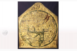 Hereford World Map: Mappa Mundi Facsimile Edition