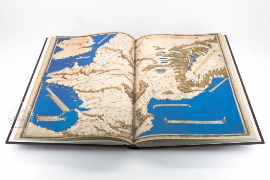 Ptolomei Cosmographia, Magliab. XIII.16 - Biblioteca Nazionale Centrale di Firenze (Florence, Italy) − photo 1