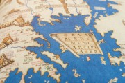 Ptolomei Cosmographia, Magliab. XIII.16 - Biblioteca Nazionale Centrale di Firenze (Florence, Italy) − photo 5