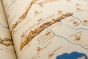 Ptolomei Cosmographia, Magliab. XIII.16 - Biblioteca Nazionale Centrale di Firenze (Florence, Italy) − photo 10