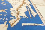 Ptolomei Cosmographia, Magliab. XIII.16 - Biblioteca Nazionale Centrale di Firenze (Florence, Italy) − photo 14