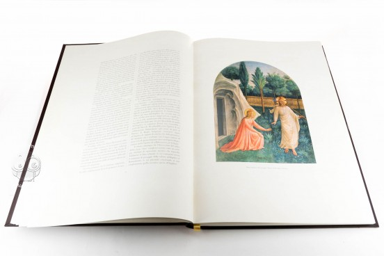 Beato Angelico's Missal, Florence, Museo Nazionale di San Marco, Ms. 558 − Photo 1
