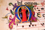 Beato Angelico's Missal, Florence, Museo Nazionale di San Marco, Ms. 558 − Photo 15