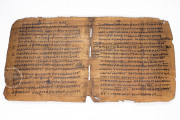 Bodmer VIII Papyrus - Epistles of St. Peter, P72 - Biblioteca Apostolica Vaticana (State of the Vatican City) − photo 10