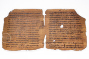 Bodmer VIII Papyrus - Epistles of St. Peter, P72 - Biblioteca Apostolica Vaticana (State of the Vatican City) − photo 12