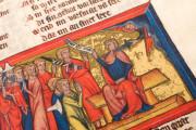 Apocalypse - Heinrich von Hesler, Toruń, Biblioteka Uniwersytecka Mikołaj Kopernik w Toruniu, Rps 64/III − Photo 4