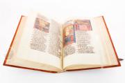 Apocalypse - Heinrich von Hesler, Toruń, Biblioteka Uniwersytecka Mikołaj Kopernik w Toruniu, Rps 64/III − Photo 5