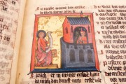Apocalypse - Heinrich von Hesler, Toruń, Biblioteka Uniwersytecka Mikołaj Kopernik w Toruniu, Rps 64/III − Photo 11