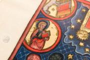 Apocalypse - Heinrich von Hesler, Toruń, Biblioteka Uniwersytecka Mikołaj Kopernik w Toruniu, Rps 64/III − Photo 16