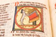 Apocalypse - Heinrich von Hesler, Toruń, Biblioteka Uniwersytecka Mikołaj Kopernik w Toruniu, Rps 64/III − Photo 19