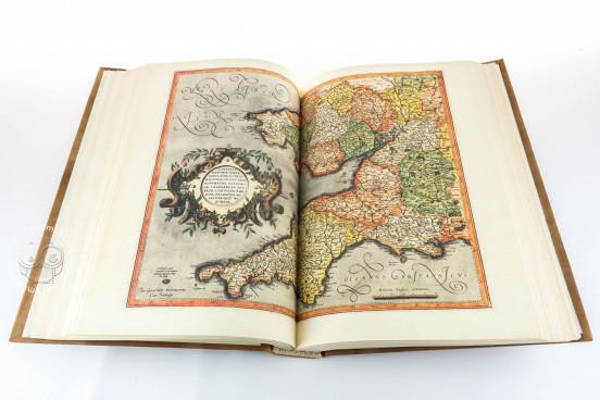 Gerardus Mercator - Atlas sive cosmographica, Toruń, Biblioteka Uniwersytecka Mikołaj Kopernik w Toruniu − Photo 1